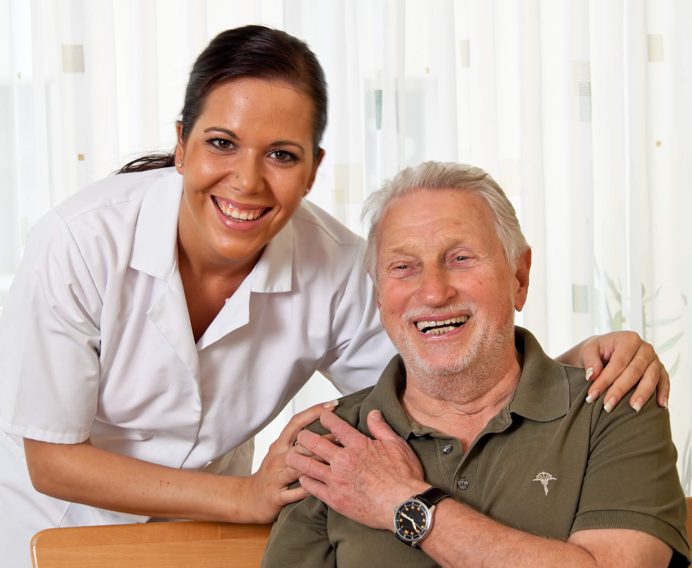 Live In Caregivers in the Home - Nurture Care